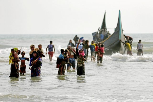 Muslim Rohingya Who Fled Myanmar Will Not Be Forcibly Repatriated