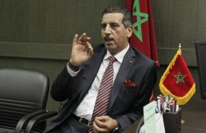 Abdelhak El Khiam, the head of the BCIJ