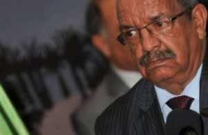 Abdelkader Messahel, Algerian Minister of Foreign Affairs, Abdelkader Messahel, Accuses Morocco for money laundering