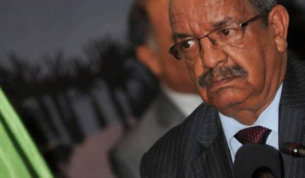 Abdelkader Messahel, Algerian Minister of Foreign Affairs, Abdelkader Messahel, Accuses Morocco for money laundering
