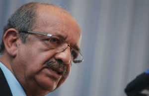 Algerian Foreign Affairs Minister, Abdelkader Messahel on Western Sahara