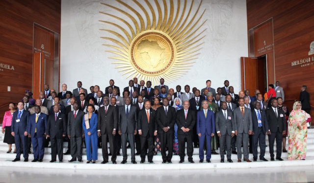 African Union Executive Council to Prepare for the 5th AU-EU Summit