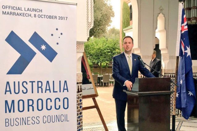 Morocco and Australia Launch Joint Business Council to Strengthen Cooperation
