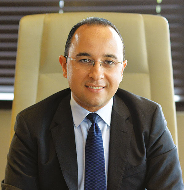 Badr Alioua, Managing Director of AttijariWafa Bank