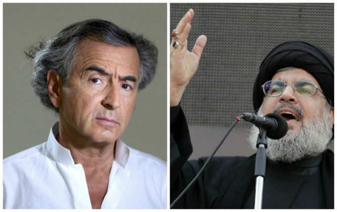 How Bernard Levy and Hezbollah Leader SeeKurdish Independence Referendum