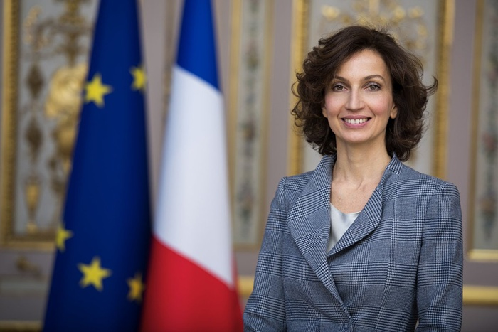 EU Congratulates Moroccan-French Audrey Azoulay on Election as UNESCO Head