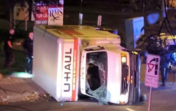 Canadian Police Investigate Edmonton Van Attack, Knife Assault as Acts of Terrorism
