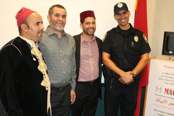 Youness Elalam, First Moroccan-Origin Police Officer in Revere, Massachusetts