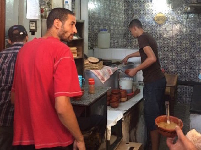 Best Places to Eat in Fez: Soups and Desserts