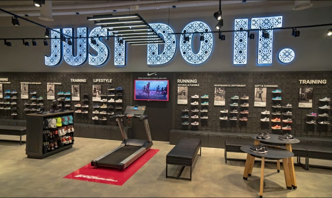 First Moroccan Nike Store Holds Opening Ceremony in Casablanca