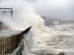 Hurricane Ophelia Reached Category 3 on Saturday