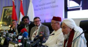 Rabat's 'American Peace Caravan' Builds Interfaith Bridges to Curb Extremism, Islamophobia