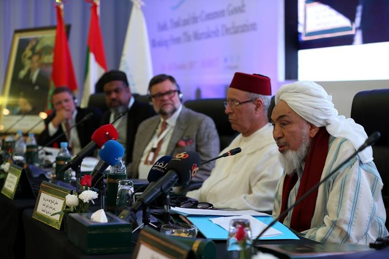 Interfaith Religious Leaders Fight Extremism Through Dialogue in Rabat 'Peace Caravan'