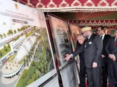 King Mohammed VI Launches Construction of Rabat's New Bus Station