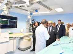 King Mohammed VI Opens Cardiology Center in Rabat Military Hospital