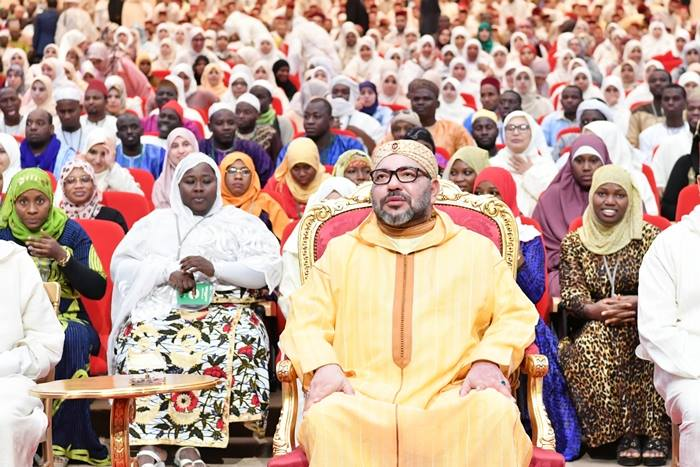 King Mohammed VI Opens Imam Training Project in Rabat