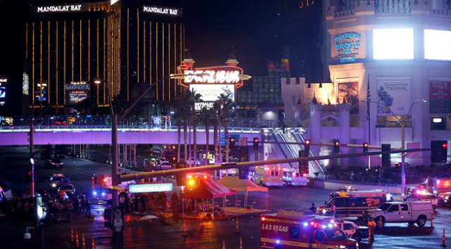 Over 20 Killed, 100 Wounded After Shooting on Las Vegas Strip