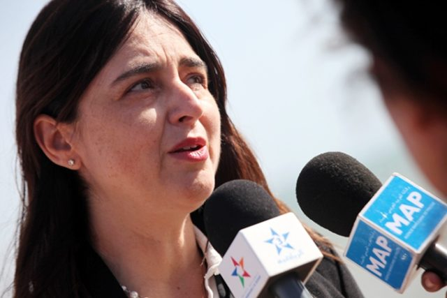 Lamia Boutaleb Comes Under Fire for MAD 2.5 Million Renovation of Tourism Ministry Offices