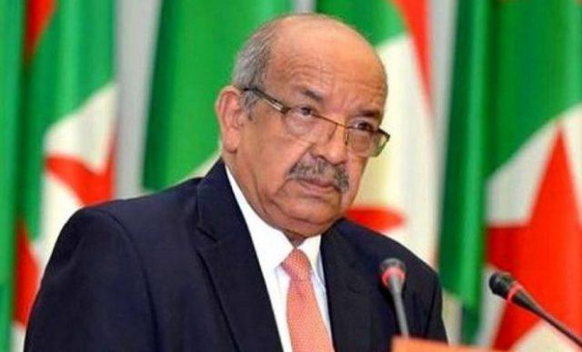 Algeria's Foreign Minister Claims His Country Shouldn't Be Involved in Western Sahara Negotiations