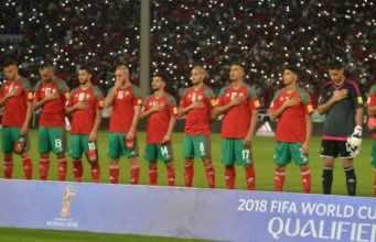 Moroccan Football Team Climb 8 Places on FIFA Rankings