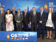 Moroccan Interior Minister Attends G6 Summit on Regional Security and Anti-Terror in Spain