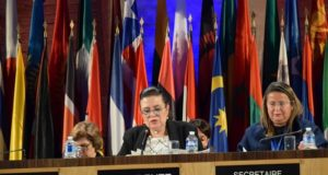 Moroccan Zohour Alaoui Elected President of UNESCO 39th General Conference