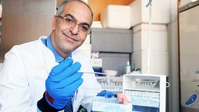 Morocco's Jalid Sehouali, One of Europe's Best Ovarian Cancer Doctors