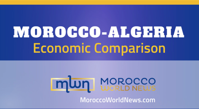 Morocco Algeria Economic Comparison