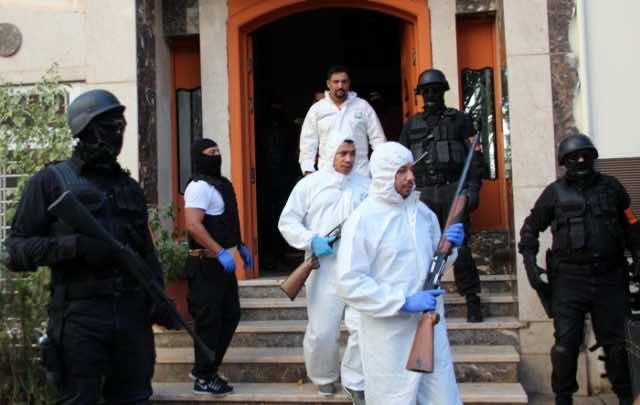 Morocco Anti-Terror Bureau Dismantles ISIS Cell in Fez, Seizes Guns and Explosives