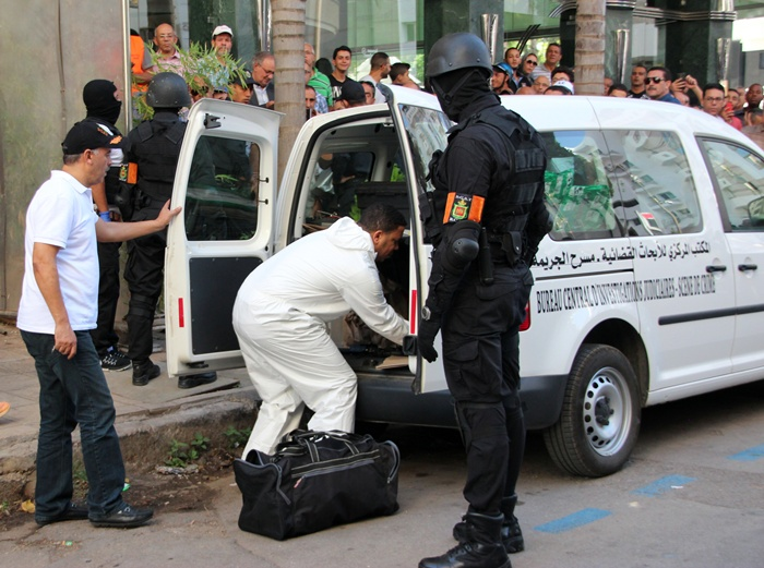 Morocco Anti-Terror Bureau Dismantles ISIS Cell in Fez, Seizes Guns and Explosives