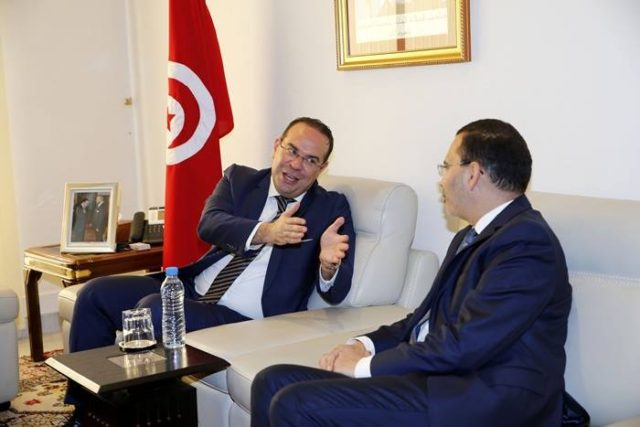 Mustapha Khalphi, Mehdi Ben Gharbia, Tunisia, Morocco, Democracy, Human Rights