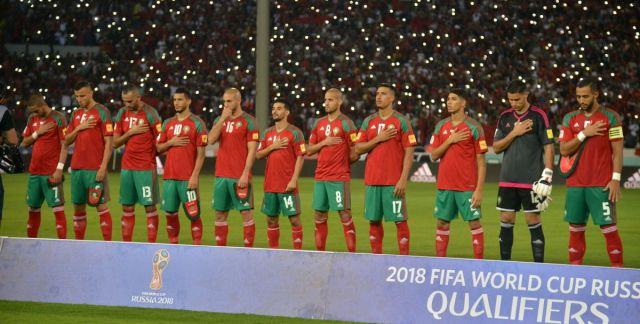 Adidas to Launch Morocco s World Cup Kits in May 52e93d385