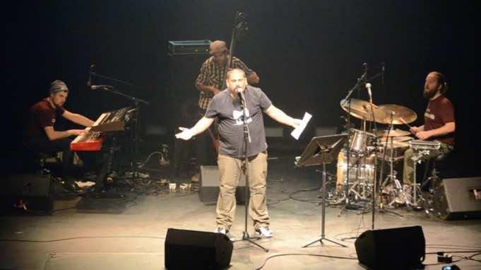 Mustapha Slameur, Moroccan Slam, Art, Music, Mustapha Boukrouna