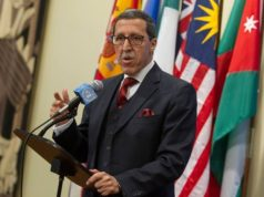 Omar Hilale, Morocco's ambassador to the United Nations