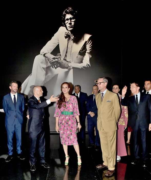 Princess Lalla Salma Inaugurates Yves-Saint Laurent Museum in Marrakech