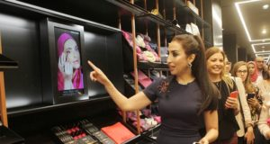 Salwa Akhannouch Opens 'Yan&One' Flagship Beauty Store in Casablanca Mall