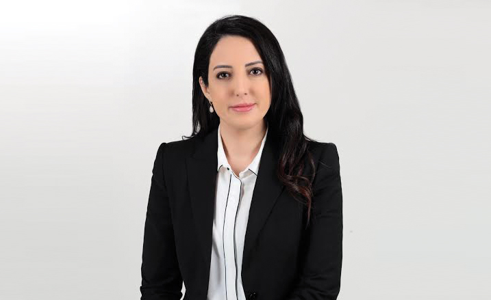 Sarah Kerroumi, Audit & Control Director