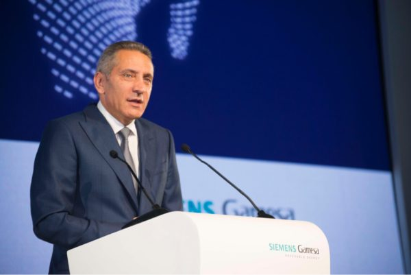 Moulay Hafid Elalamy, the Minister of Industry, Investment, Trade, and the Digital Economy