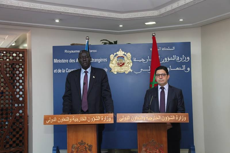 South Sudan 'Very Understanding' of Morocco's Stance on Western Sahara