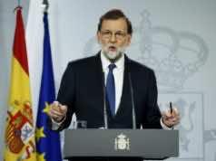 Mariano Rajoy, Spain, Catalonia