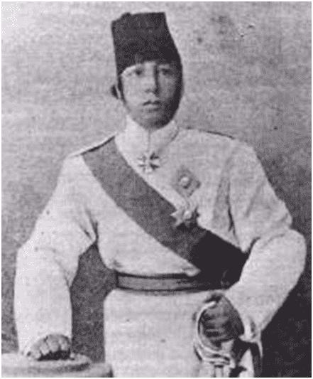 Sultan Moulay Abdelaziz