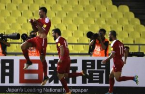 Late Penalty Against Australia Keeps Syria's 2018 World Cup Dream Alive