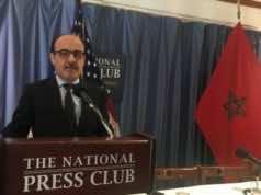 Tangier-Tetouan-Al Hoceima President Ilyas El Omari