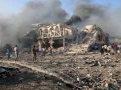 Terrorist Attack in Somalia, Mogadishu Terrorism,