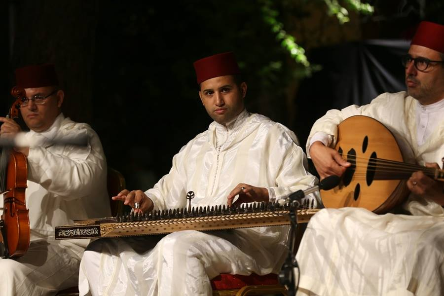 The 10th edition of the Fez Sufi Music Festival
