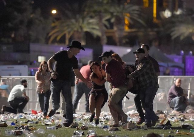The Las Vegas Shooting, Stephen Paddock, and the White Privilege of the 'Lone Wolf'