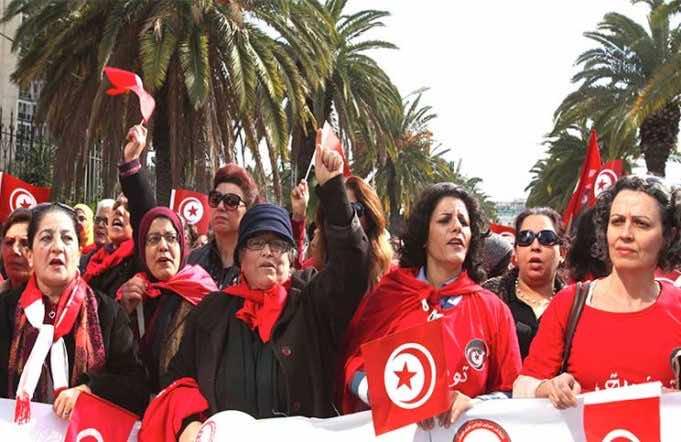 Tunisia Makes Landmark Moves for Women's Rights
