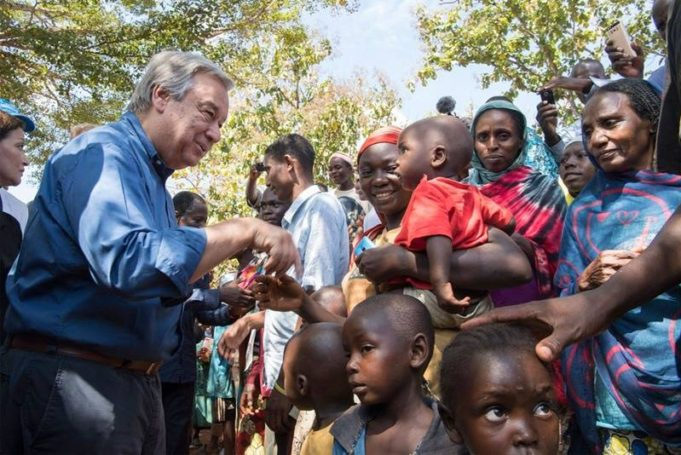 UN Chief Antonio Guterres Pays Tribute to Moroccan Peacekeepers Killed in Central African Republic