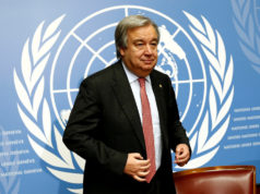 UN Secretary General Antonio Guterres to Visit Central African Republic Amid Religious Unrest