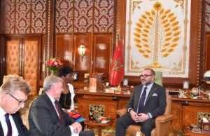 UN Western Sahara Envoy Meets King Mohammed VI in Rabat